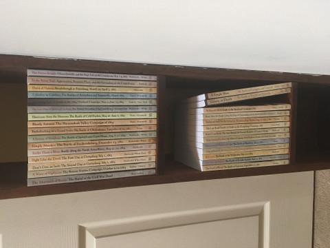 ECW Series Shelves