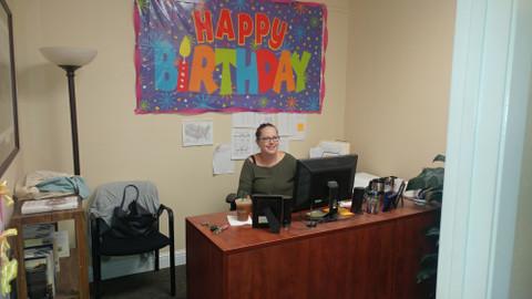 Happy Birthday Renee!