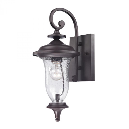 Elk Cornerstone Trinity Coach Lantern In Oil Rubbed Bronze 7X16 8001Ew/75