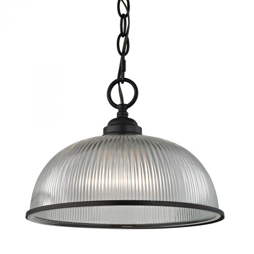 Elk Cornerstone 12 Inch Liberty Park Bronze Pendant Light-7681PL/10