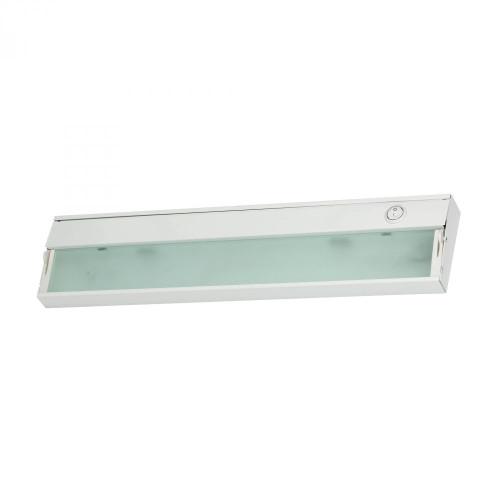 Elk Cornerstone Aurora 2 Light Under Cabinet Light In White 475X475 A117Uc/40