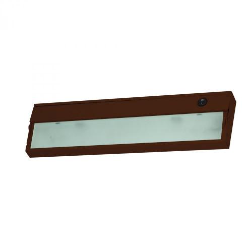 Elk Cornerstone Aurora 1 Light Under Cabinet Light In Bronze 475X475 A109Uc/15