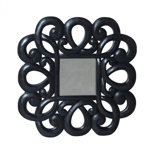 Guild Masters CurLED Antiqued BeveLED Mirror 103504