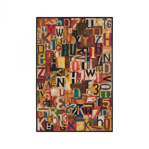 Guild Masters Wall Art-Typographic Collage 1616002