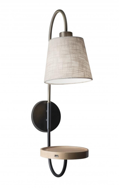 Adesso Jeffrey Wall Lamp 3406-21
