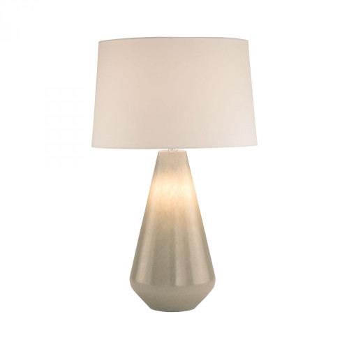 Lamp Works Clear Glass Table Lamp 8005