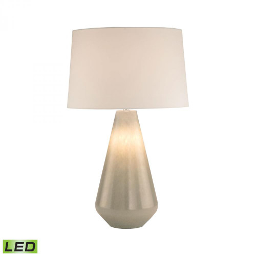 Lamp Works Clear Glass LED Table Lamp 8005-LED