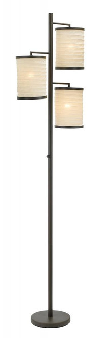 Lamps By Adesso Bellows Tree Lamp in Bronze 4152-26