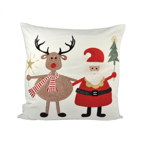 Pomeroy Santa And Friends 20X20 Pillow 904417