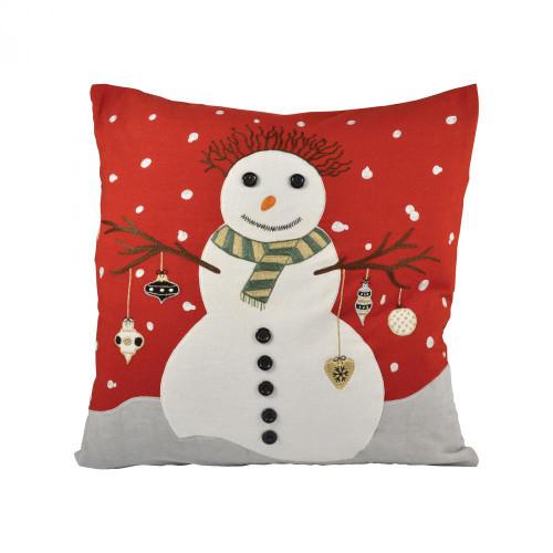 Pomeroy Snowman 20X20 Pillow 904424