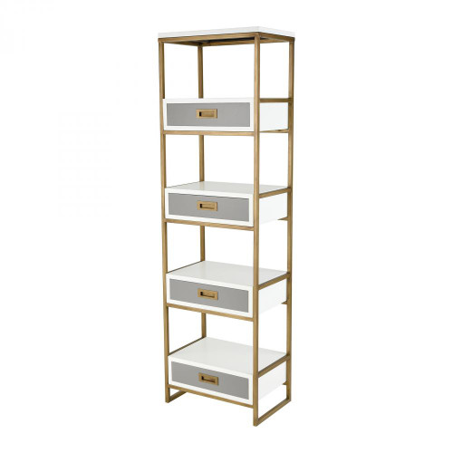 Sterling Industries Olympus Shelving Unit 351-10293