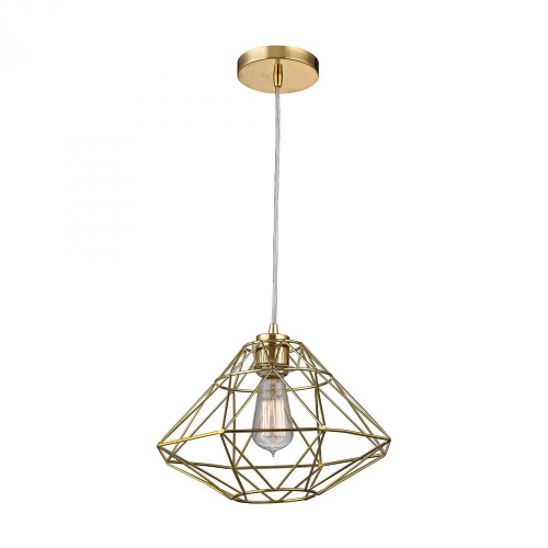 Sterling Industries Paradigm Gold Pendant Light-D2963
