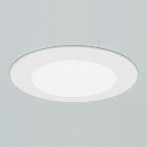 Thomas 6 Inch Non-Ic Shower Trim White Albalite Shower Light Tsh12