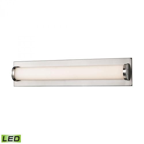 Alico Barrie 175 Watt LED Vanity In Matte Satin Nickel Bvl371-10-16M
