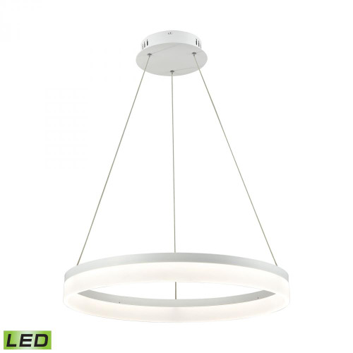 Alico Cycloid LED White Pendant Light-LC2301-N-30