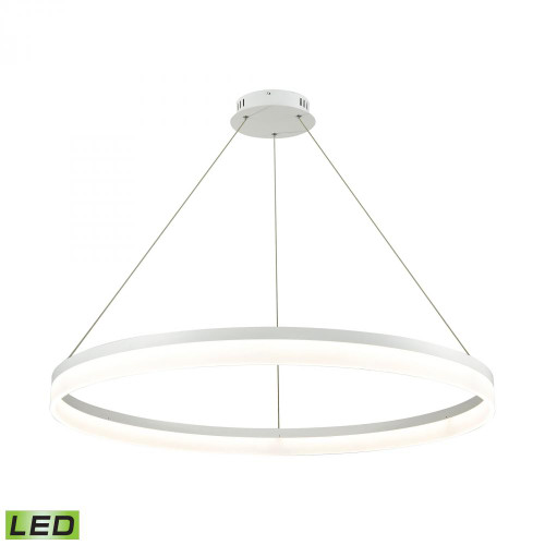 Alico Cycloid LED White Pendant Light-LC2401-N-30