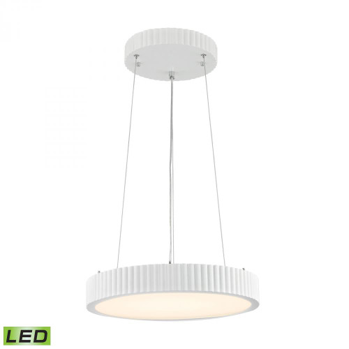 Alico Digby LED White Pendant Light-LC602-10-30