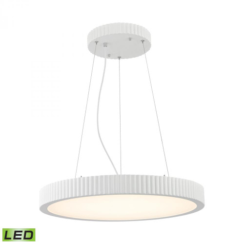 Alico Digby LED White Pendant Light-LC603-10-30