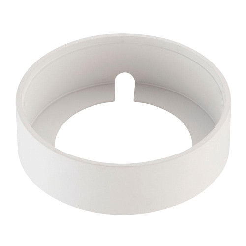 Alico Maggie Surface Mount Collar In White Wlc140-N-30