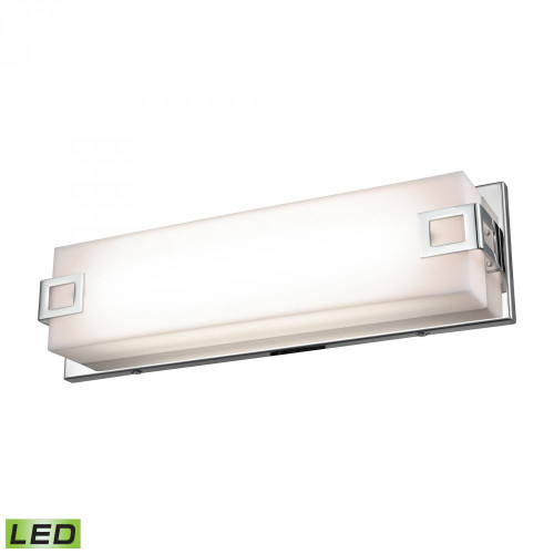 Alico LED Prospect 15-Inch Linear Vanity In Chrome With Acrylic Diffuse Wsl2125-Ac-15