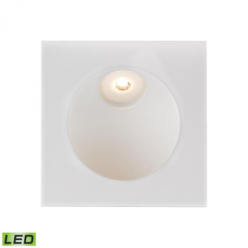 Alico Zone LED Step Light In Matte White Wsl6210-10-30