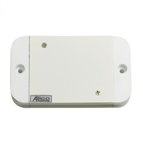 Alico Zeestick 120V Wiring Box In White Zsbox-N-30