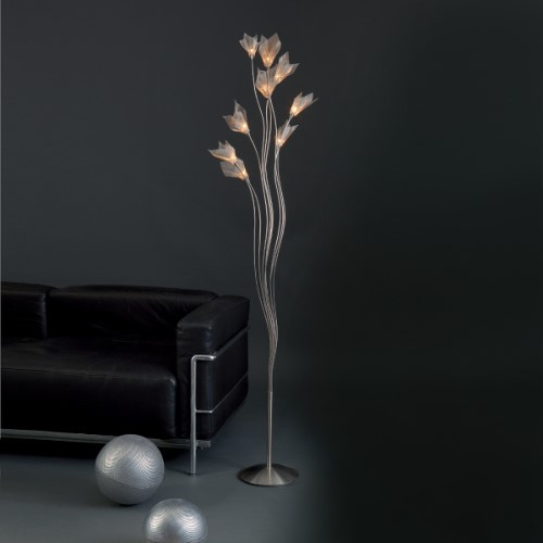 Harco Loor Breeze Floor Lamp 9 LED-BREEZEFL9-LED