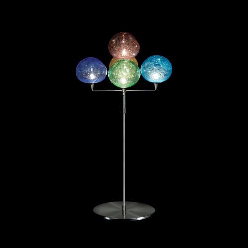 Harco Loor Meteor Table Lamp 5-METEORTL5