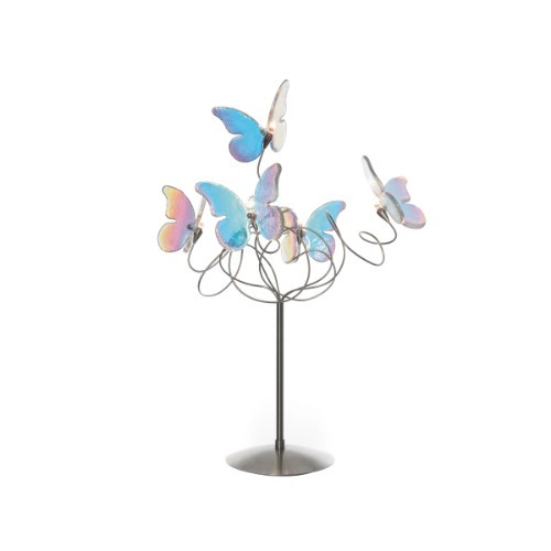 Harco Loor Papillon Iri Table Lamp 5 LED-PAPILLONIRITL5-LED