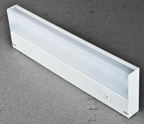 Sunset 12 Inch 8W LED Under Cabinet Light White-F9812-30