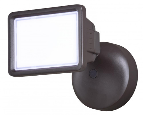 Vaxcel Sigma LED Frosted Acrylic Diffuser & Bronze Wall Sconce-T0329