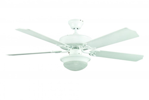 Sunset Hef 52-Inch 4-Blade White Ceiling Fan CF52831-30