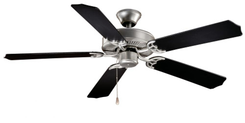 Vaxcel Medallion 52-Inch Silver Ceiling Fan FN52288BS