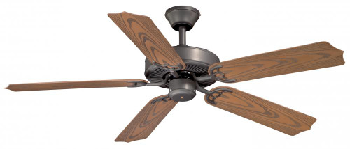 Vaxcel Medallion 52-Inch Bronze Ceiling Fan FN52298NB