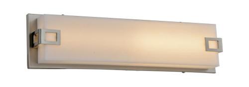 Avenue Light LED Cermack St Sconce In Brushed Nickel Hf1118-Bn