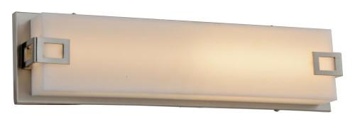 Avenue Light LED Cermack St Sconce In Brushed Nickel Hf1119-Bn