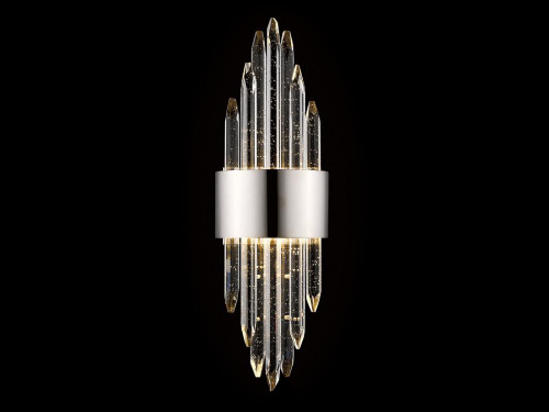 Avenue Light LED New Aspen Polished Nickel Wall Sconce-HF3017-PN