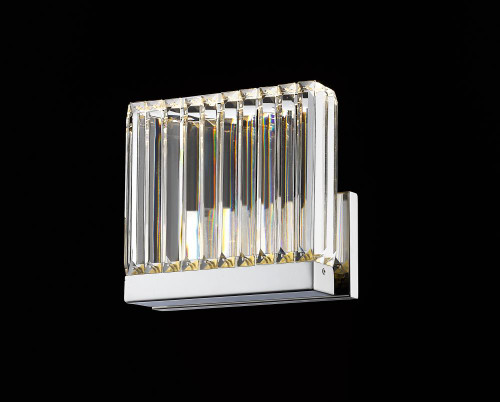 Avenue Light LED Broadway Polished Nickel Wall Sconce-HF4001-PN
