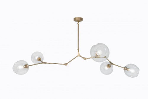 avenue lighting fairfax other chandeliers in brushed brass hf8088 bb
