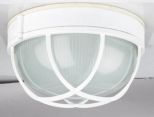 Sunset White Outdoor Pendant Light-F7987-30