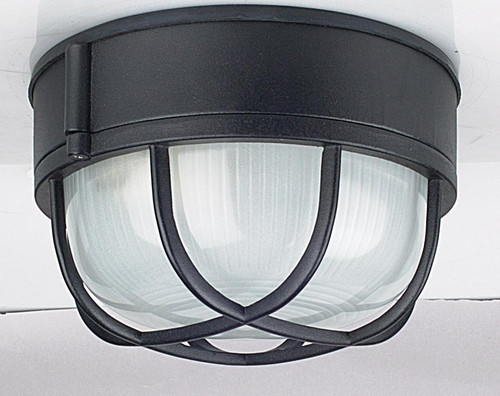 Sunset Black Outdoor Pendant Light-F7986-31