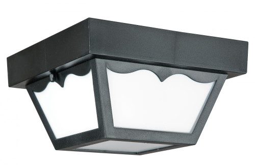 Sunset Black Outdoor Pendant Light-F4343-31