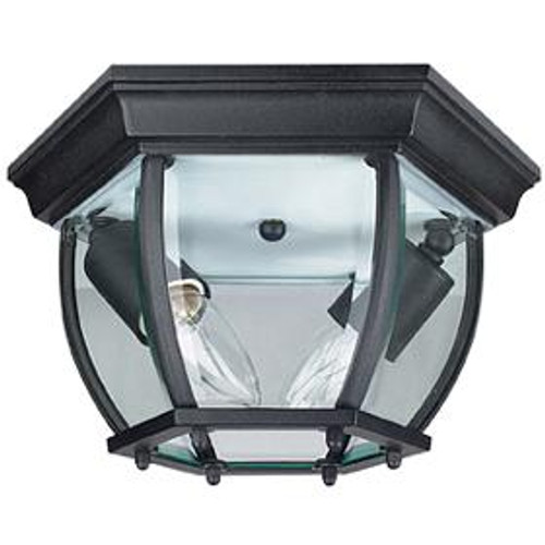 Sunset Curve Rubbed Bronze Outdoor Pendant Light-F7898-62