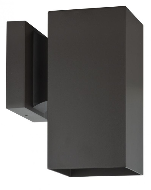 Sunset Black Outdoor Wall Light-F6891-44