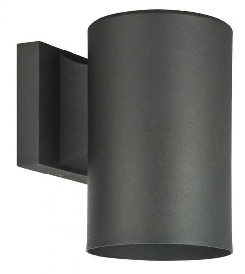 Sunset Black Outdoor Wall Light-F6901-31