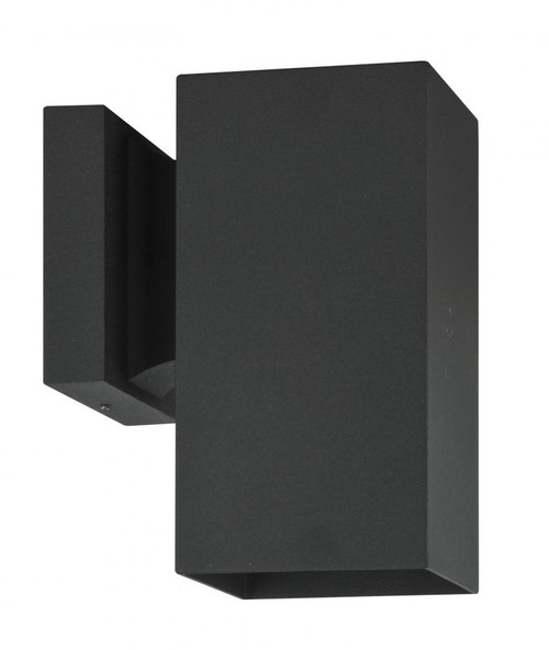 Sunset Black Outdoor Wall Light-F6891-31