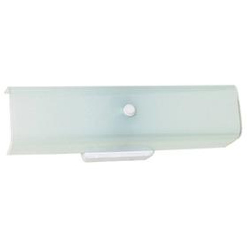 Sunset 2-Light White Bathroom Vanity Light F2062-30
