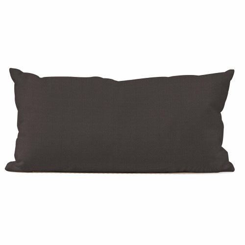 Howard Elliott Seascape Charcoal Kidney Pillow-Q4-460