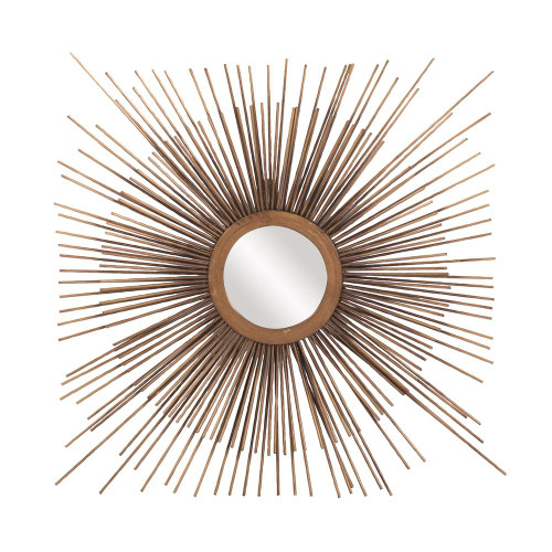 Howard Elliott Aster Star Burst Mirror-39028