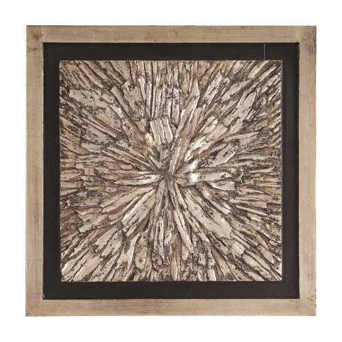 Howard Elliott Bark Textured Wall Art-37154